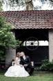 Zátiší pro svatební fotografii na naší zahradě