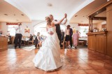 Taneční parket pro novomanžele