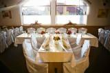 Restaurace - svatební tabule