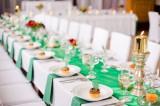 Svatební výzdoba velkého sálu