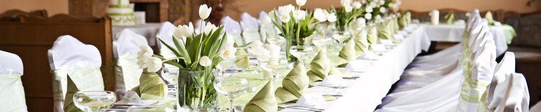 Svatební hostina - Penzion U Němců