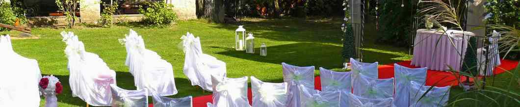 Svatební obřad - Penzion U Němců