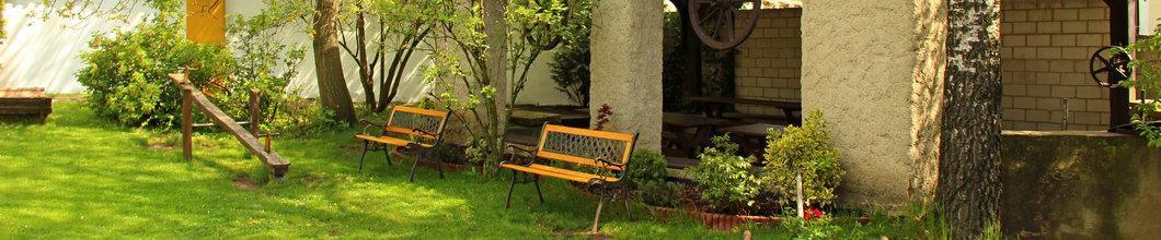 Zahrada - Penzion U Němců